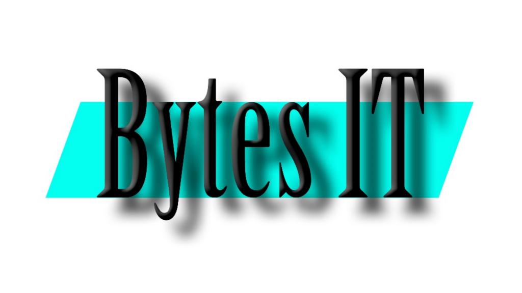 Bytes IT Logo